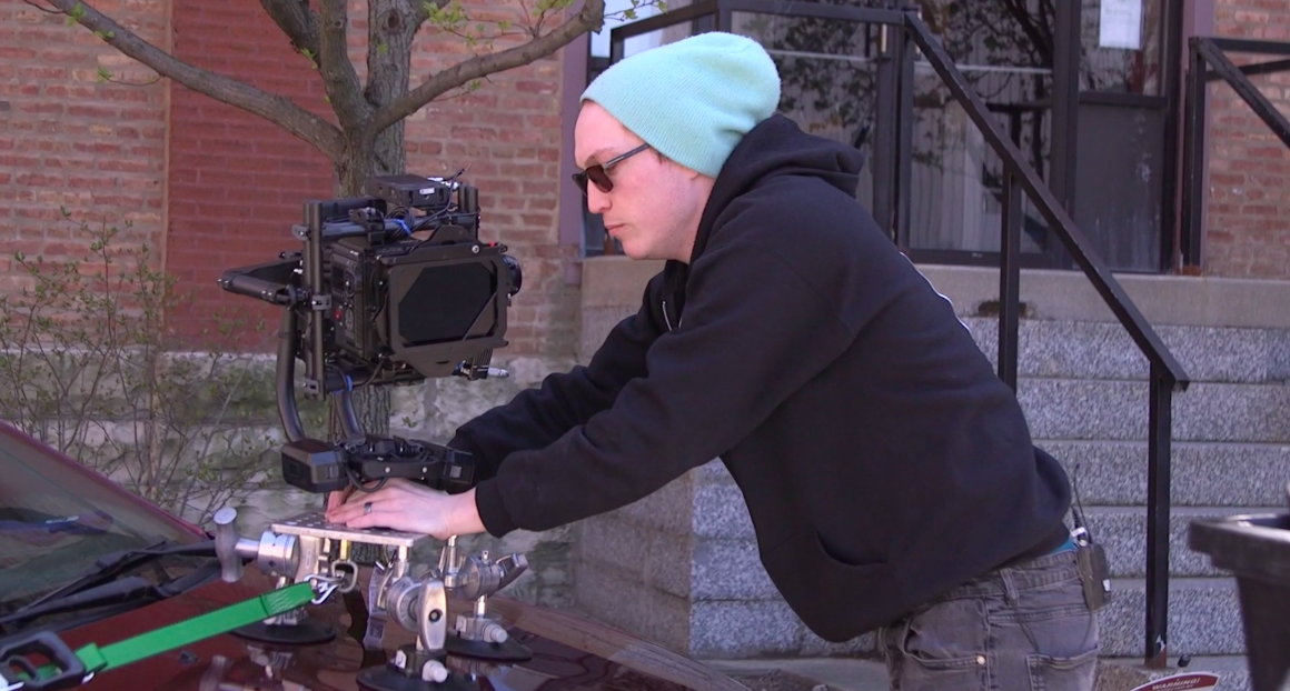 Mike completes our Movi Pro Car Rig build by attaching the Movi Pro to our rig.