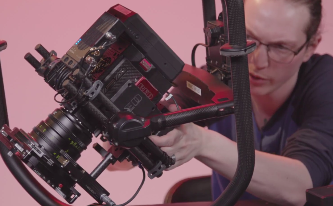 Movi Pro Red Camera Build Step-by-Step