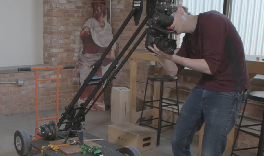 What on Earth is a Jib Dolly?