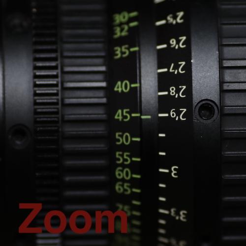 Zoom control